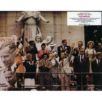 TAXI DRIVER Lobby Card N6 9x12 in. French - 1976 - Martin Scorsese, Robert de Niro