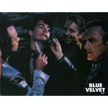 BLUE VELVET Photo de film N8 21x30 cm - 1986 - Isabella Rosselini, David Lynch
