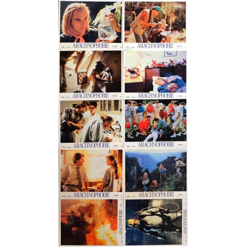 ARACHNOPHOBIA Lobby Cards x10 9x12 in. French - 1990 - Franck Marshall, Jeff Daniels