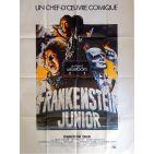 YOUNG FRANKENSTEIN Movie Poster  47x63 in. French - 1974 - Mel Brooks, Gene Wilder