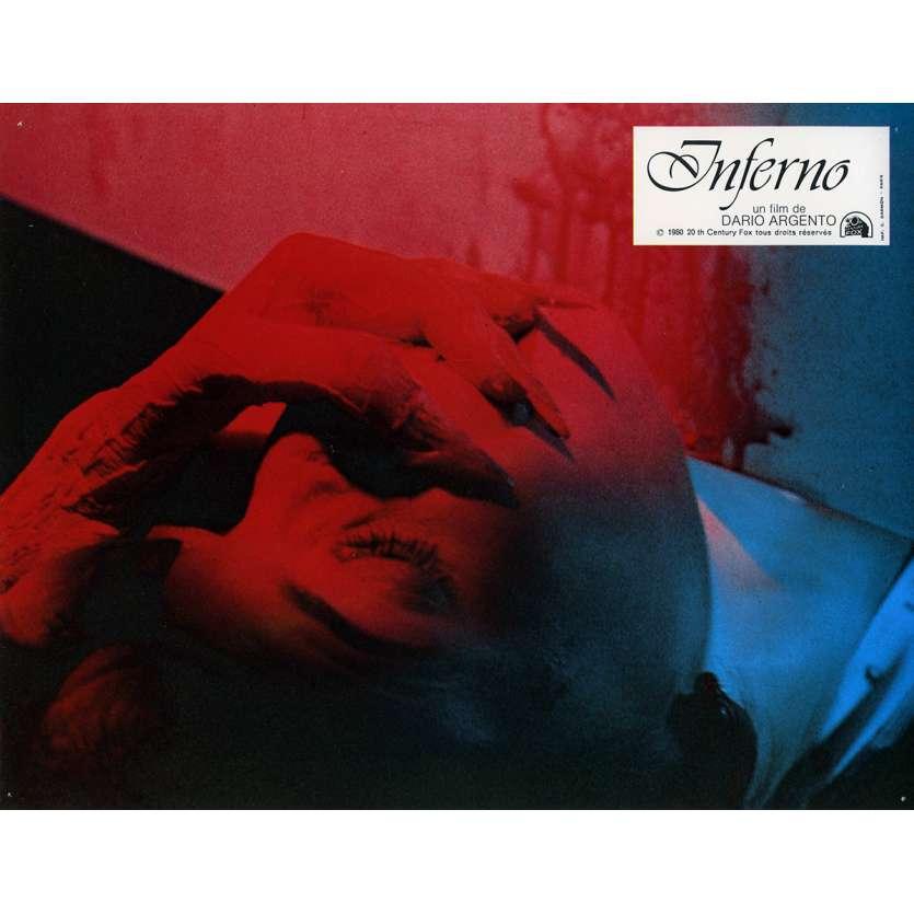 INFERNO Photo de film N7 21x30 cm - 1980 - Leigh McCloskey, Dario Argento