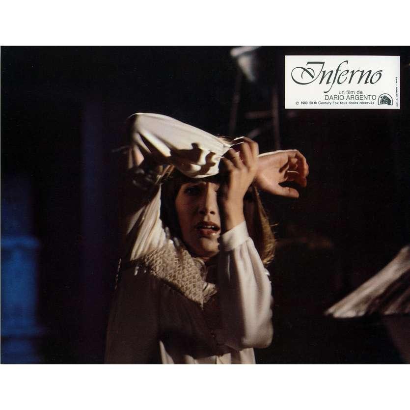 INFERNO Photo de film N4 21x30 cm - 1980 - Leigh McCloskey, Dario Argento
