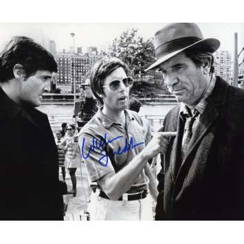 WILLIAM FRIEDKIN Photo signée 20x25 cm - 1980 - , William Friedkin