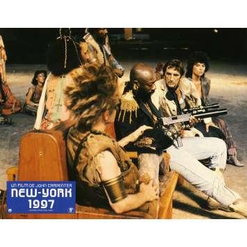 NEW-YORK 1997 Photo de film N2 21x30 cm - 1981 - Kurt Russel, John Carpenter