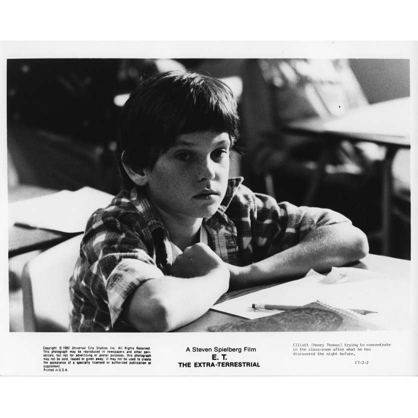 E.T. THE EXTRA-TERRESTRIAL Movie Still N4 8x10 in. USA - 1982 - Steven Spielberg, Dee Wallace