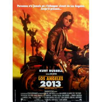 ESCAPE FROM L.A. Movie Poster 15x21 in. French - 1996 - John Carpenter, Kurt Russel