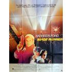 BLADE RUNNER Movie Poster  47x63 in. French - 1982 - Ridley Scott, Harrison Ford