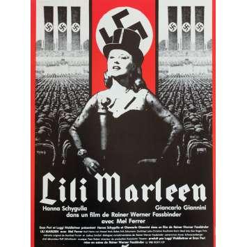 LILI MARLEEN Synopsis 21x30 cm - R1970 - Hanna Schygulla, Rainer Werner Fassbinder