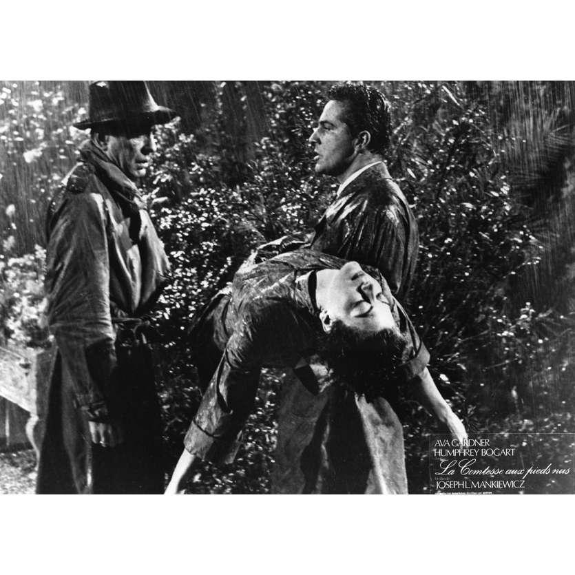 THE BAREFOOT COMTESSA Movie Still N1 9,5x12 in. French - R1970 - Joseph L. Mankiewicz, Ava Gardrner