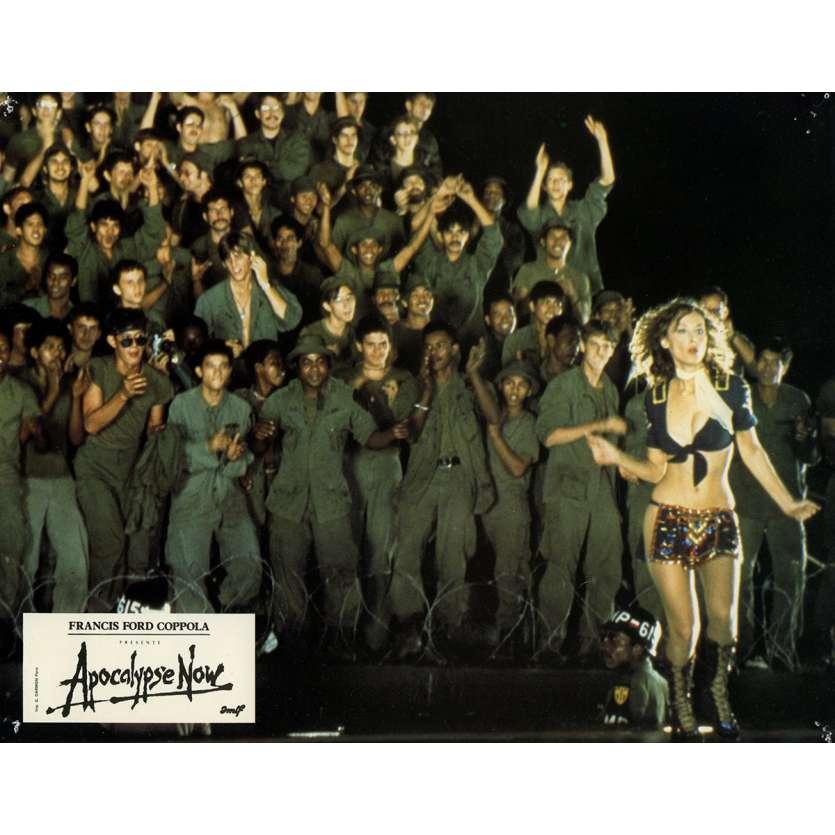 APOCALYPSE NOW Photo de film N3 21x30 cm - 1979 - Marlon Brando, Francis Ford Coppola