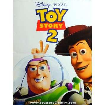 TOY STORY 3 French Movie Poster 15x21- 1999 - Disney, Pixar,