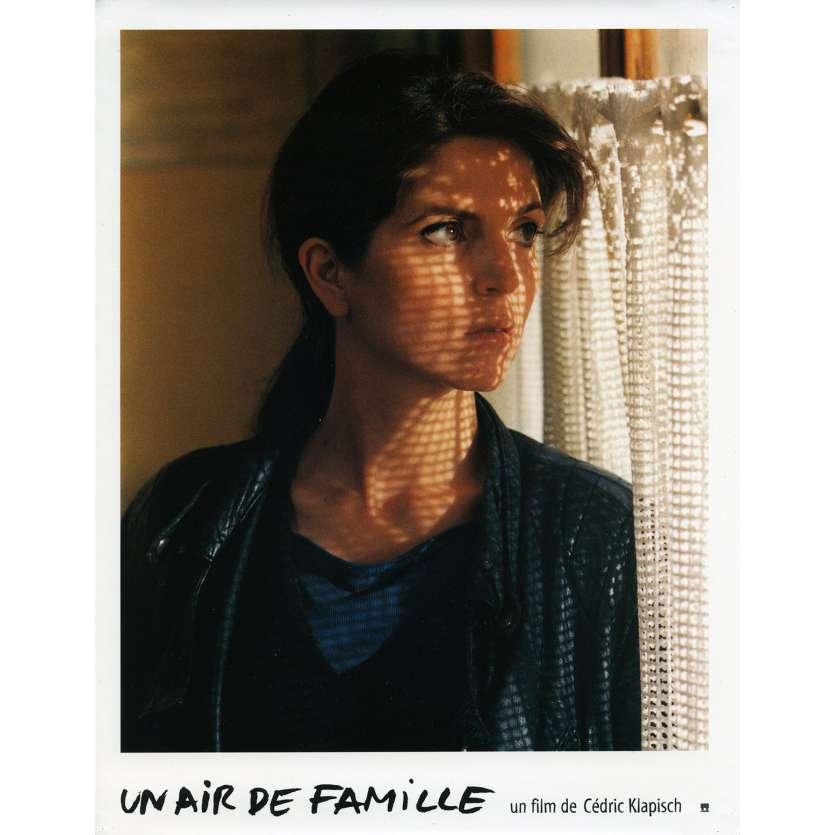 FAMILY RESSEMBLANCES Lobby Card N6 9x12 in. French - 1996 - Cédric Klapisch, Jean-Pierre Bacri