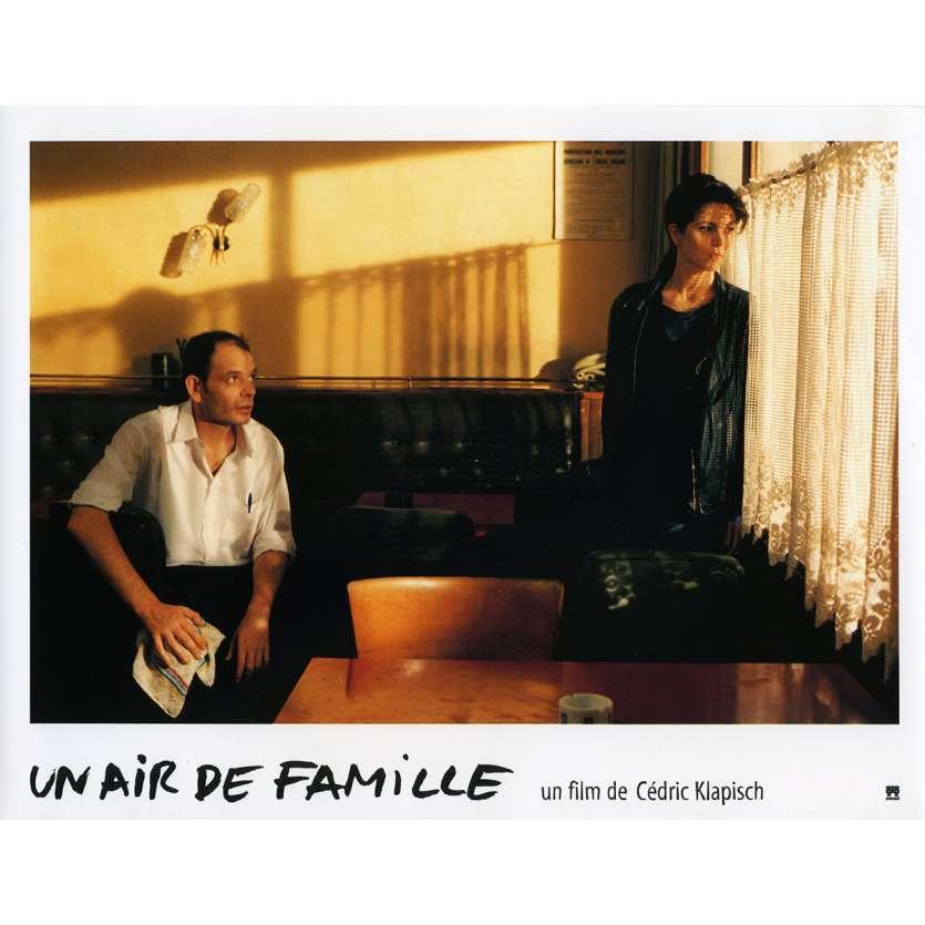 UN AIR DE FAMILLE Photo de film N7 21x30 cm - 1996 - Jean-Pierre Bacri, Cédric Klapisch