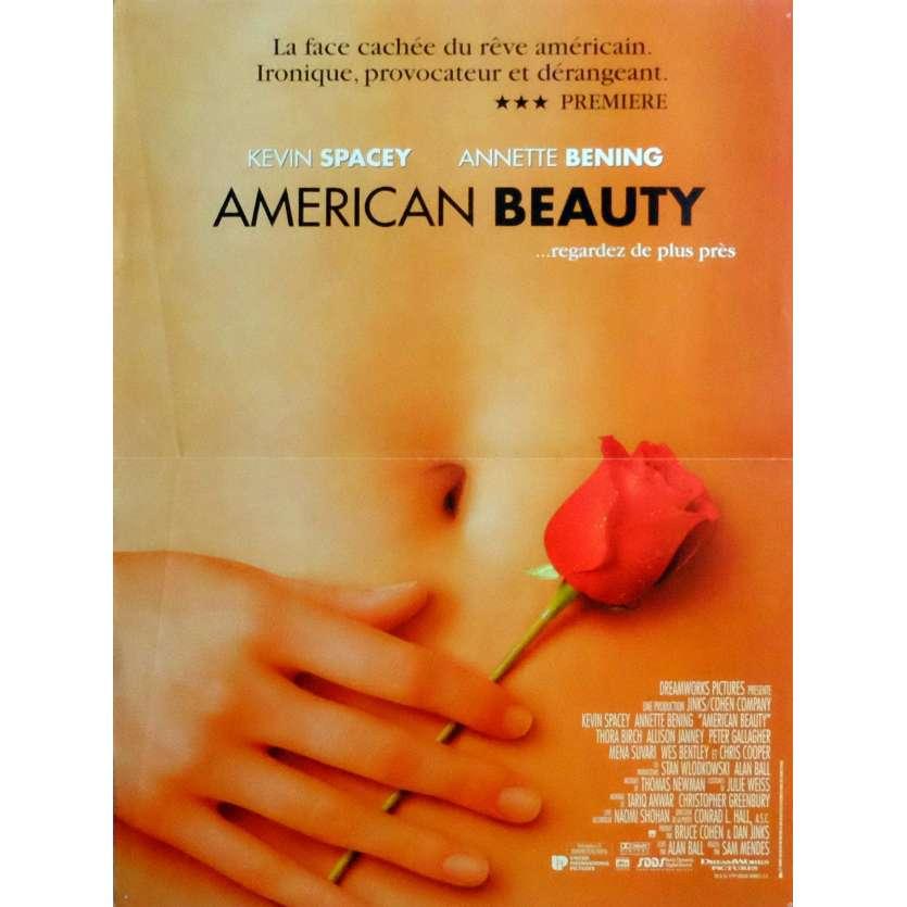 AMERICAN BEAUTY Affiche de film 40x60 cm - 1999 - Kevin Spacey, Sam Mendes