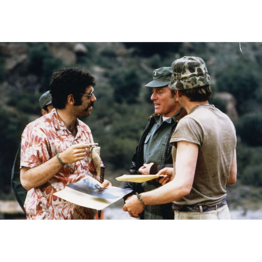 MASH Photo de film N2 15x20 cm - 1972 - Donald Sutherland, Robert Altman