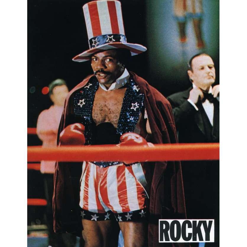 ROCKY Photo de film N15 21x30 cm - 1976 - Sylvester Stallone, John G. Avildsen