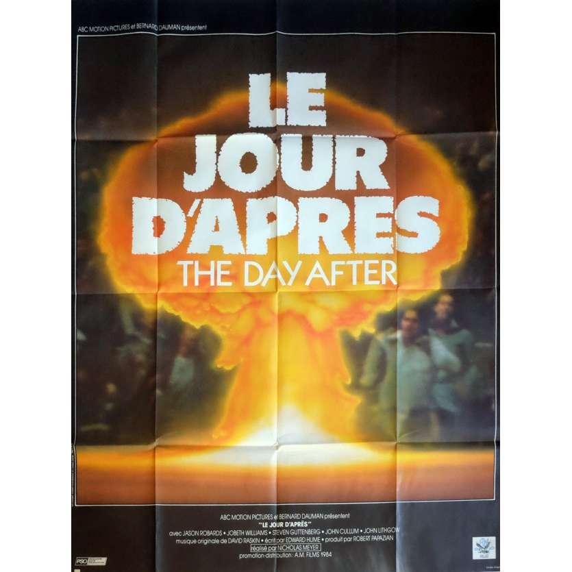 LE JOUR D'APRES Affiche de film 120x160 - 1980 - Day After