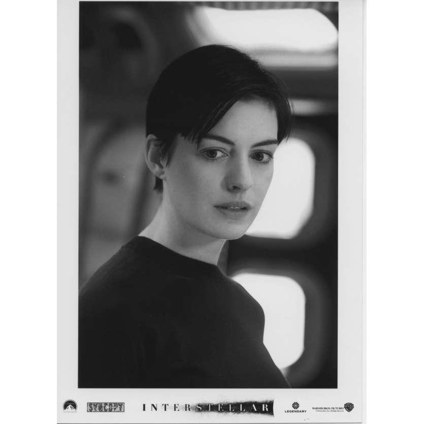 INTERSTELLAR Photo de presse N34 13x18 cm - 2014 - Matthew McConaughey, Christopher Nolan