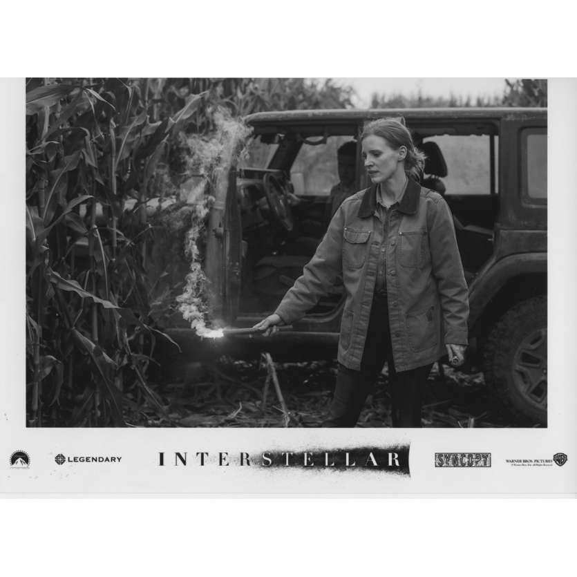 INTERSTELLAR Photo de presse N31 13x18 cm - 2014 - Matthew McConaughey, Christopher Nolan