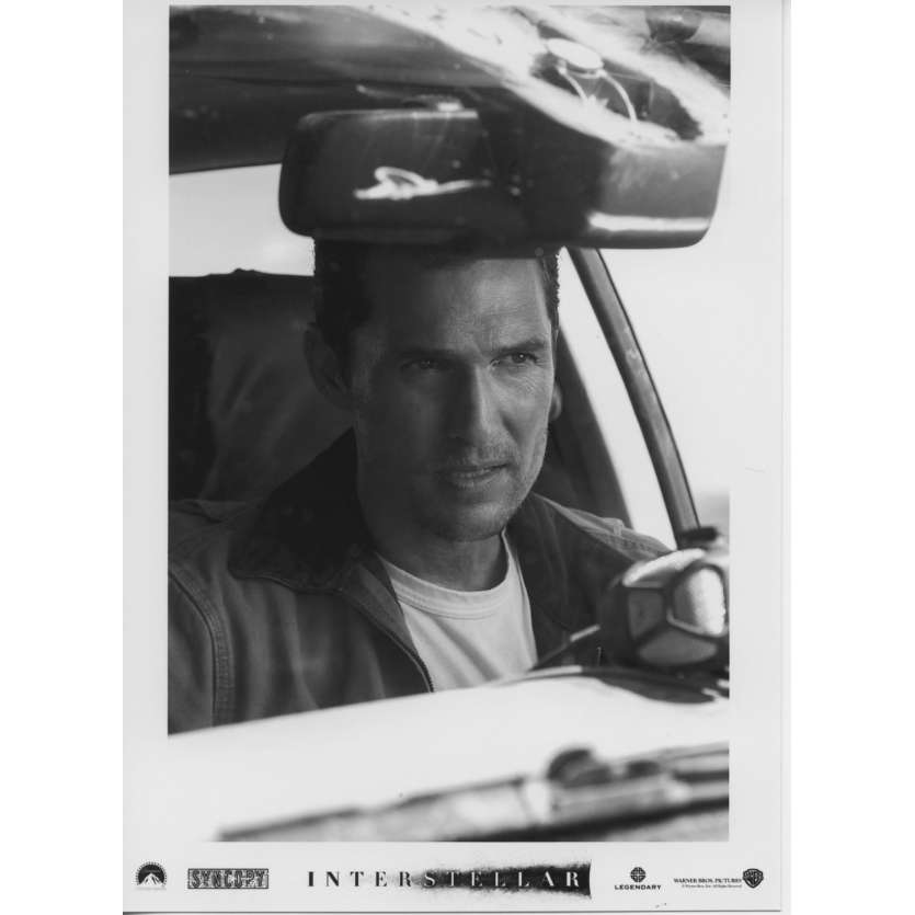 INTERSTELLAR Movie Still N18 5x7 in. - 2014 - Christopher Nolan, Matthew McConaughey