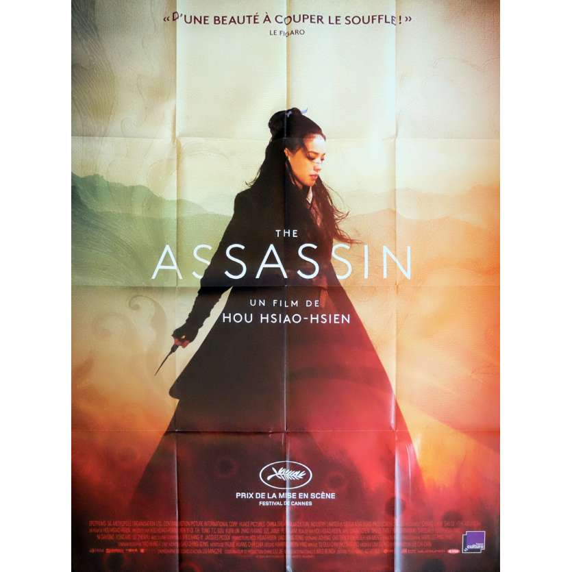 THE ASSASSIN Affiche de film 120x160 cm - 2016 - Shu Qi, Hsiao-Hsien Hou