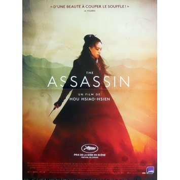 THE ASSASSIN Affiche de film 40x60 cm - 2016 - Shu Qi, Hsiao-Hsien Hou