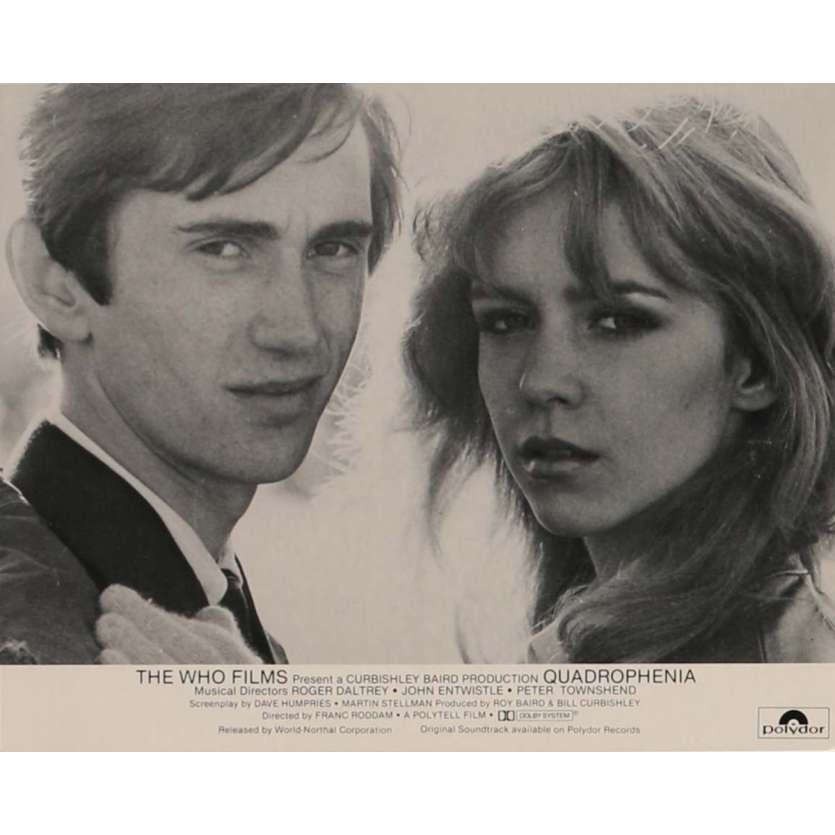 QUADROPHENIA Movie Still N1 8x10 in. - 1980 - Frank Roddam, The Who