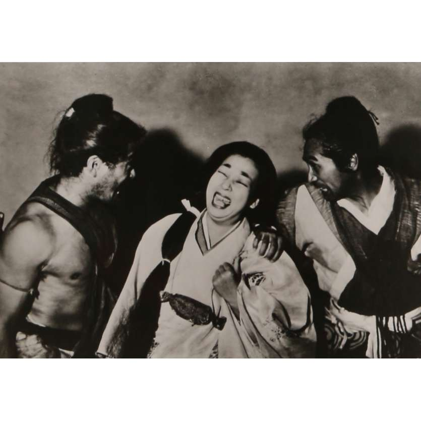 RASHOMON Movie Still N05 8x10 in. - R1980 - Akira Kurosawa, Toshiru Mifune