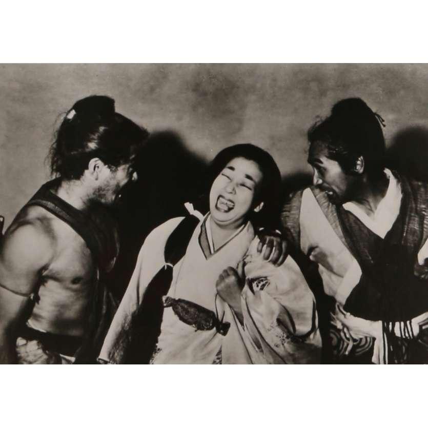 RASHOMON Photo de presse N05 20x25 cm - R1980 - Toshiru Mifune, Akira Kurosawa