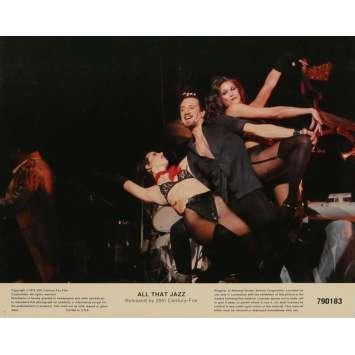 ALL THAT JAZZ Lobby Cards N2 8x10 in. - 1979 - Bob Fosse, Roy Sheider