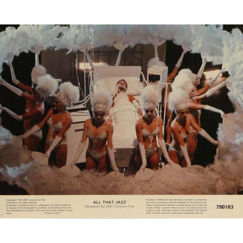 QUE LE SPECTACLE COMMENCE Photos de film N5 20x25 cm - 1979 - Roy Sheider, Bob Fosse
