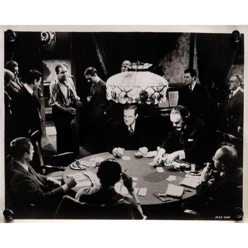 CINCINNATI KID Movie Still N01 8x10 in. - 1965 - Norman Jewison, Steve McQueen