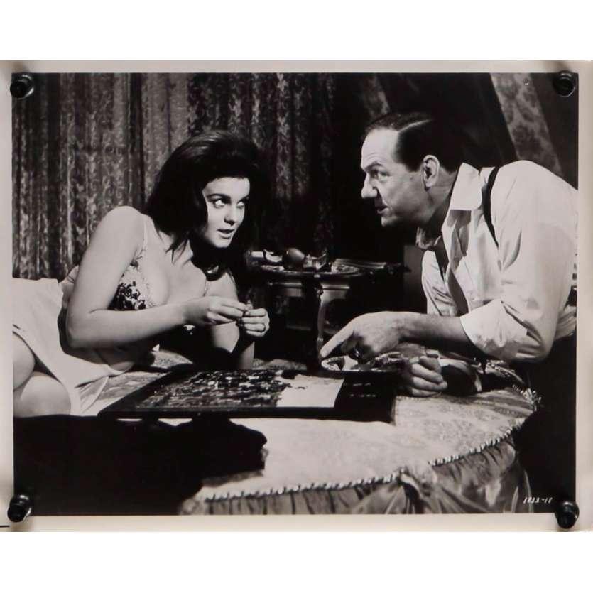 CINCINNATI KID Movie Still N07 8x10 in. - 1965 - Norman Jewison, Steve McQueen