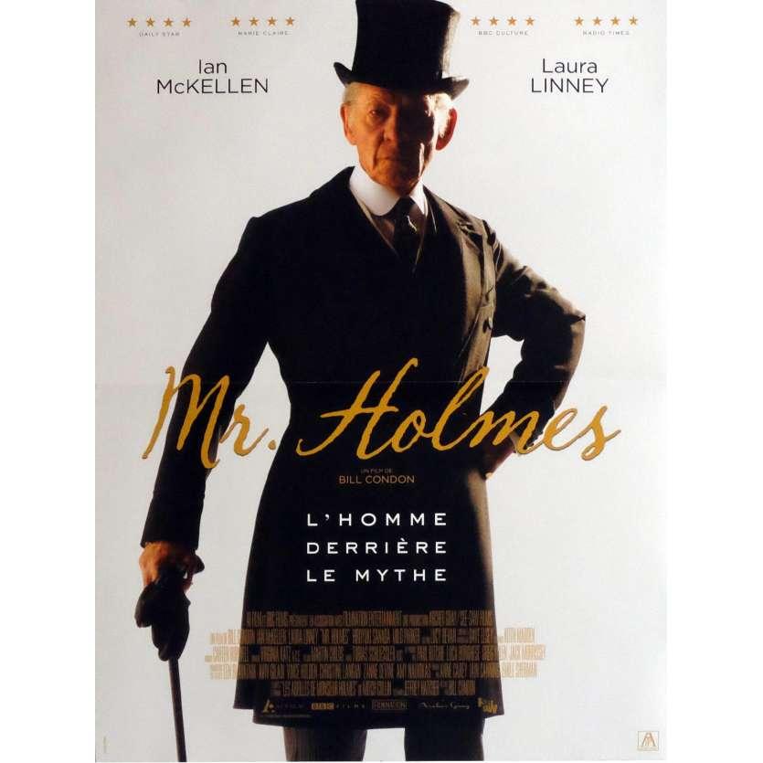 MR. HOLMES Movie Poster 15x21 in. - 2016 - Bill Condon, Ian McKellen