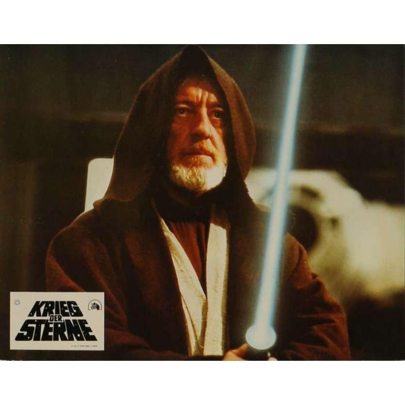 STAR WARS - LA GUERRE DES ETOILES Photo de film N16 21x30 cm - 1977 - Mark Hamill, George Lucas