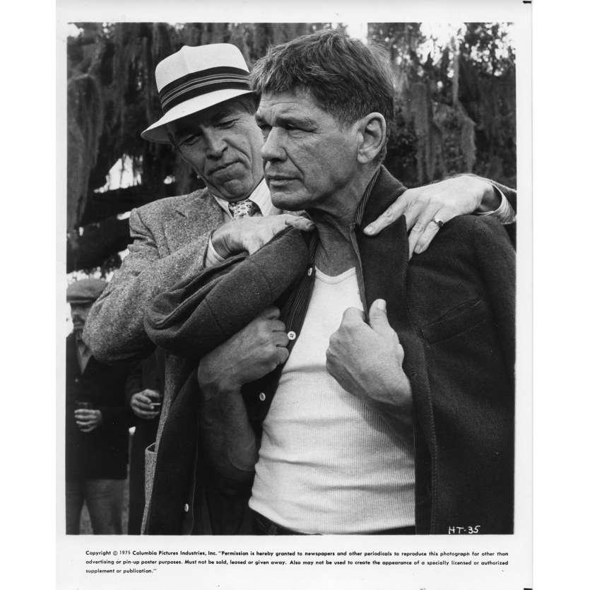 LE BAGARREUR Photos de presse 20x25 cm - 1975 - Charles Bronson, Walter Hill