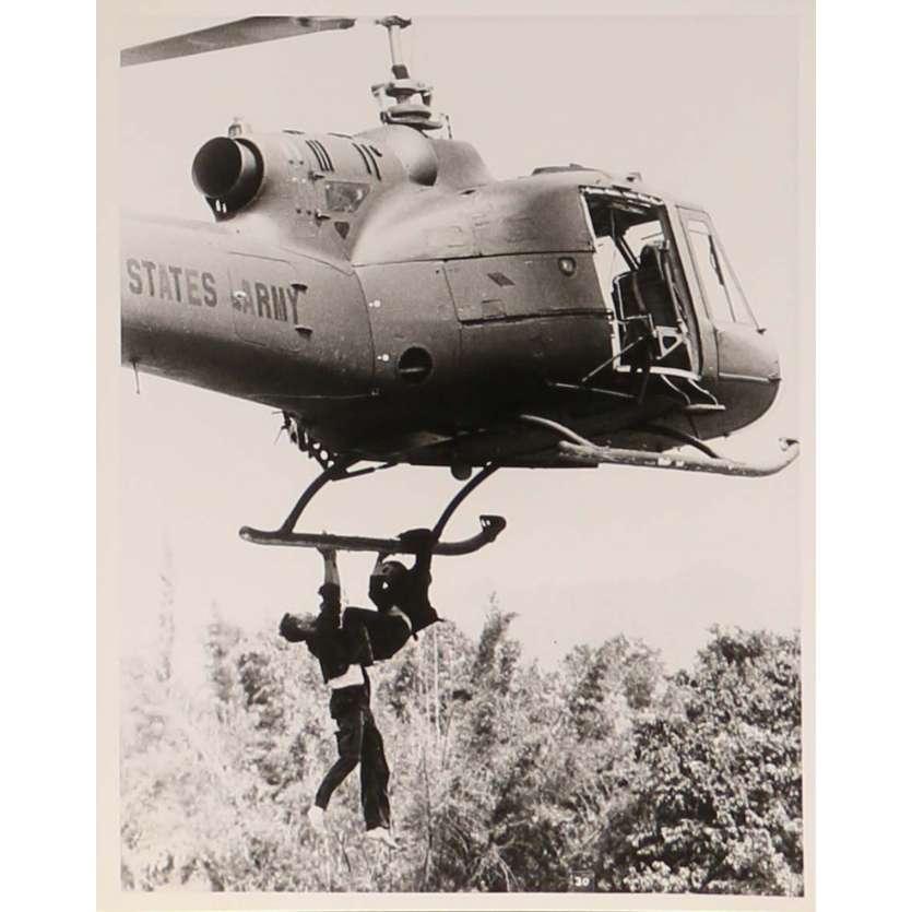 VOYAGE AU BOUT DE L'ENFER Photos de presse N8 20x25 cm - R1990 - Robert de Niro, Michael Cimino
