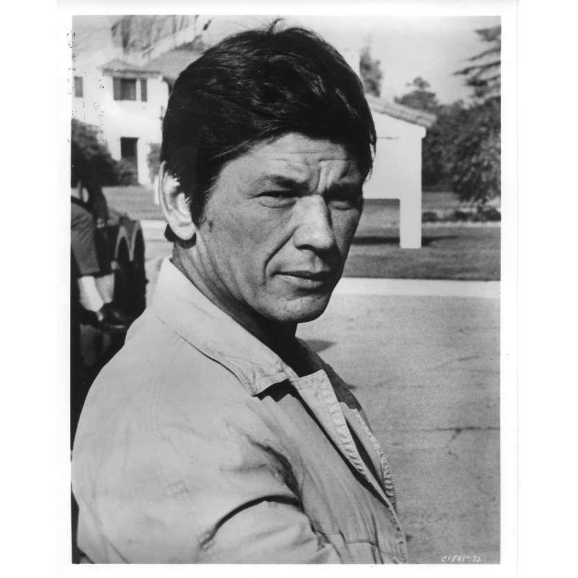 THE MECHANIC Movie Stills 8x10 in. - 1972 - Michael Winner, Charles Bronson