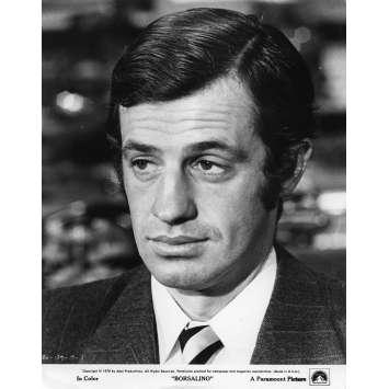 BORSALINO Movie Still N1 8x10 in. - 1970 - Alain Delon, Jean-Paul Belmondo
