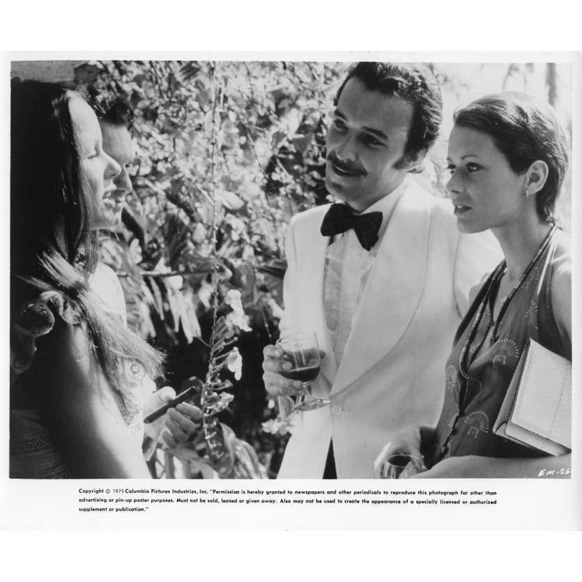 EMMANUELLE Photo de film N12 20x25 cm - 1974 - Sylvia Kristel, Just Jaeckin