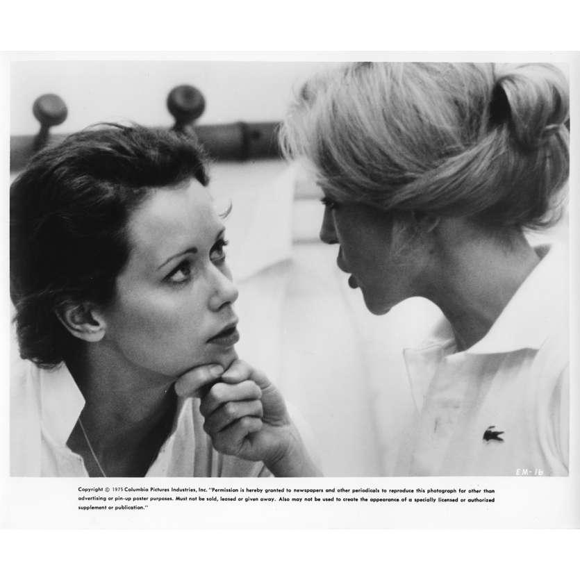 EMMANUELLE Lobby Card N8 8x10 in. - 1974 - Just Jaeckin, Sylvia Kristel