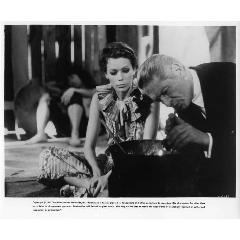 EMMANUELLE Photo de film N6 20x25 cm - 1974 - Sylvia Kristel, Just Jaeckin