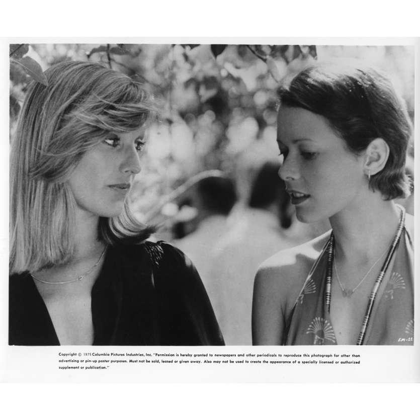 EMMANUELLE Photo de film N5 20x25 cm - 1974 - Sylvia Kristel, Just Jaeckin