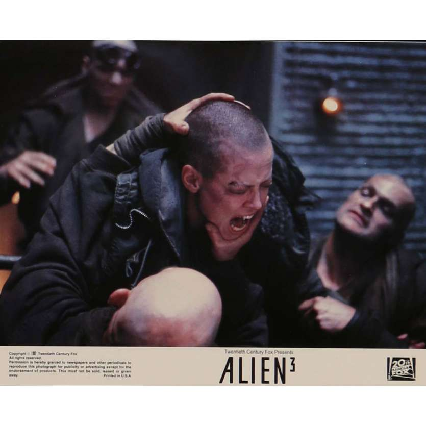 ALIEN 3 Photo de film N6 20x25 cm - 1992 - Sigourney Weaver, David Fincher