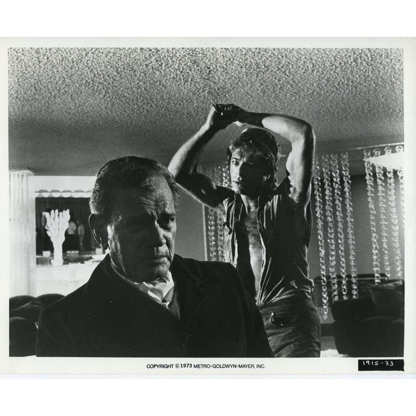 SOLEIL VERT Photo de presse N18 20x25 cm - 1973 - Charlton Heston, Richard Fleisher