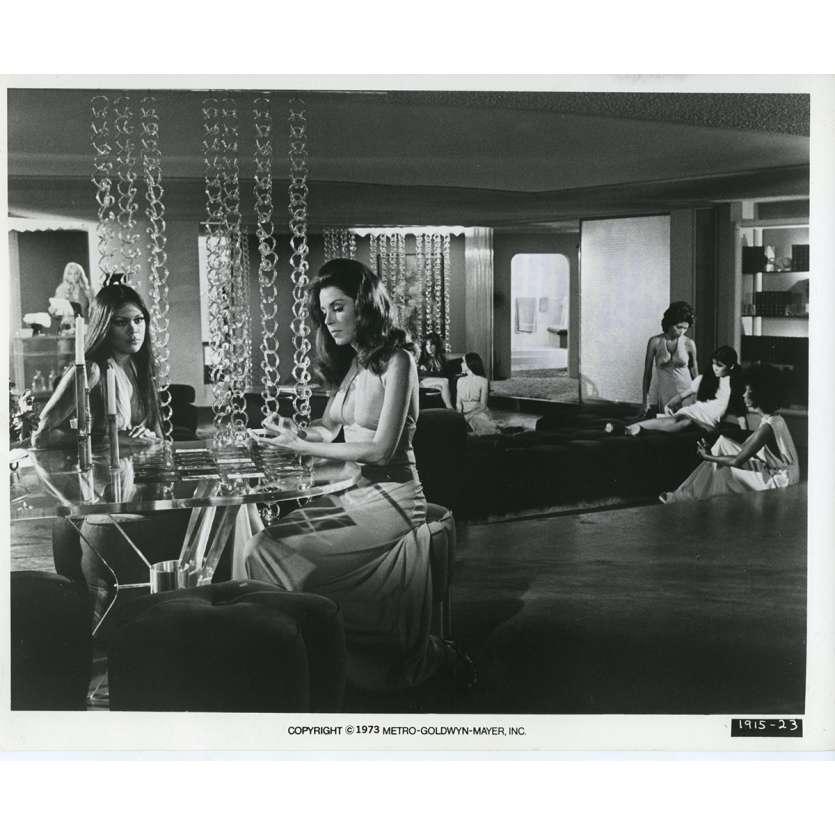 SOLEIL VERT Photo de presse N15 20x25 cm - 1973 - Charlton Heston, Richard Fleisher