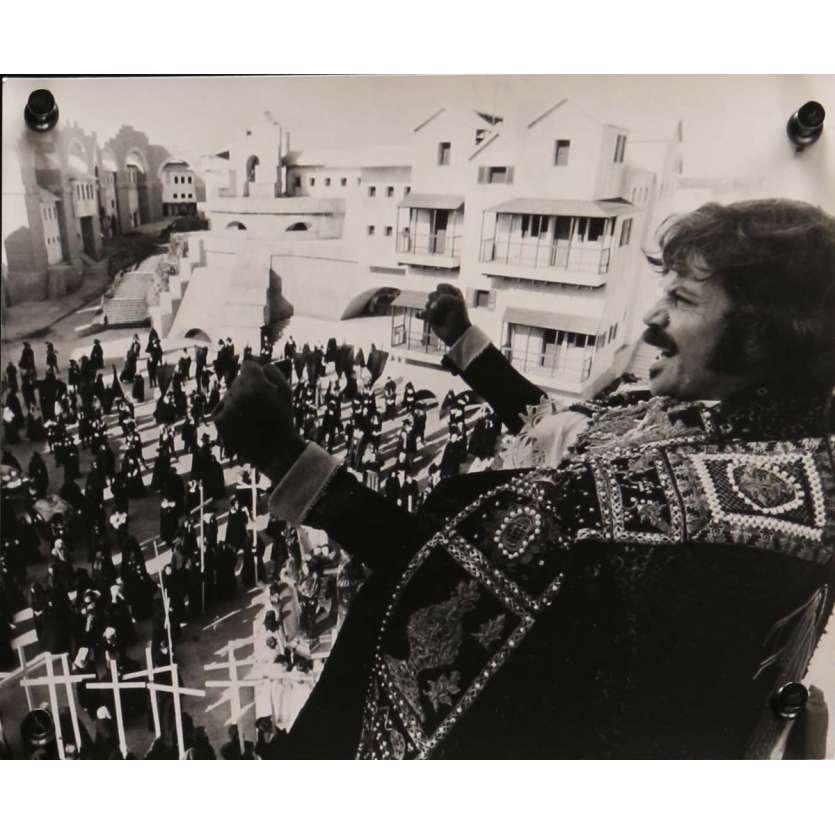 LES DIABLES Photo de presse N02 20x25 cm - 1971 - Oliver Reed, Ken Russel
