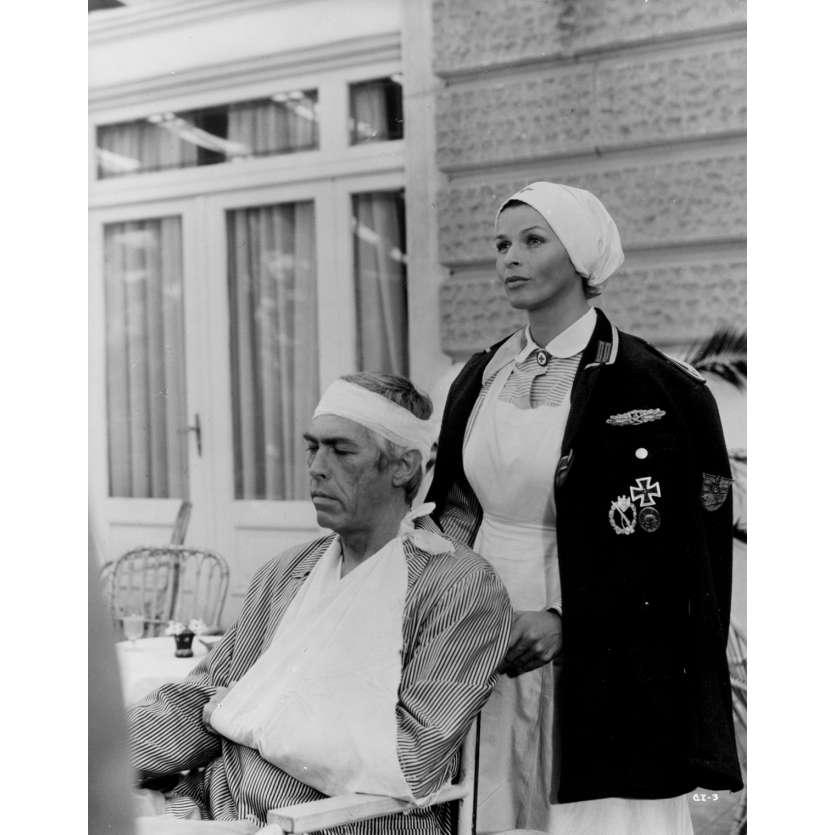 CROIX DE FER Photo de presse CI-3 20x25 cm - 1977 - James Coburn, Sam Peckinpah