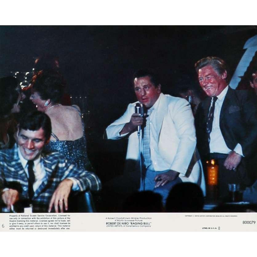 RAGING BULL Photo de film N06 20x25 cm - 1980 - Robert de Niro, Martin Scorsese