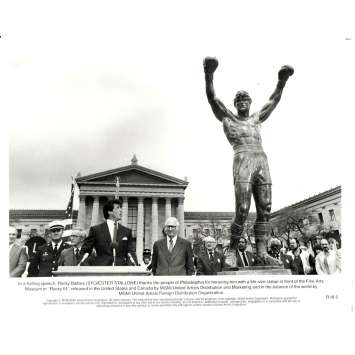 ROCKY 3 Photo de presse N11 20x25 cm - 1982 - Mr. T, Sylvester Stallone